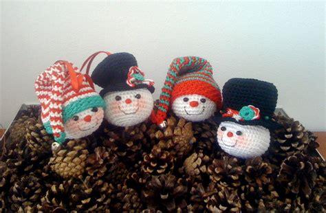 free crochet christmas ornament patterns invitation template