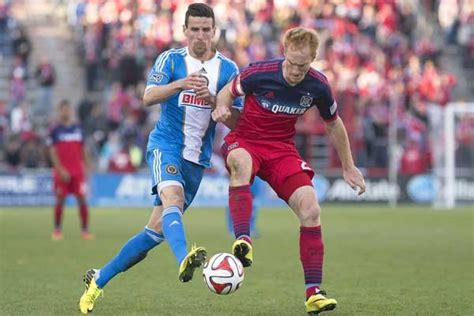 The Portland Timbers and Chicago Fire look for a ...