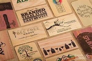 Wood Wedding Invitations, Business Cards Cards of Wood