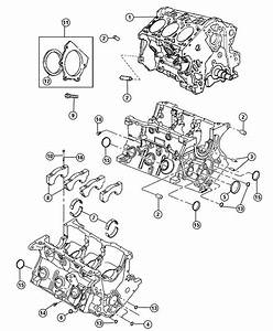 Jeep Wrangler Engine  Short Block