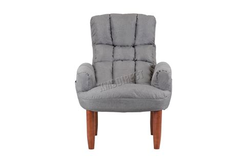 Westwood Modern Single Fabric Armchair Seat Chair Accent