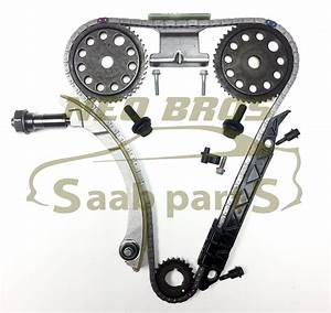 Saab 9 3 03 12 18t 20t B207 Engine Timing Chain Kit  New
