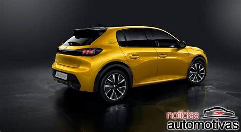 Peugeot Modelle 2020 by Peugeot 208 2020 233 Lan 231 Ado Oficialmente Na Europa