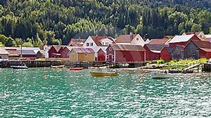 Häuser In Norwegen : norwegische h user stockfoto bild 23835410 ~ Buech-reservation.com Haus und Dekorationen