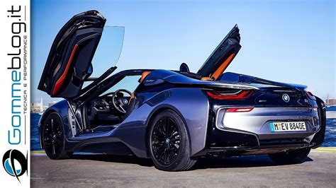 Car Image by Bmw I8 Roadster Interior Exterior Car Design Drive