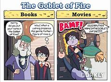 6 Ways the Harry Potter Movies Are Different From the