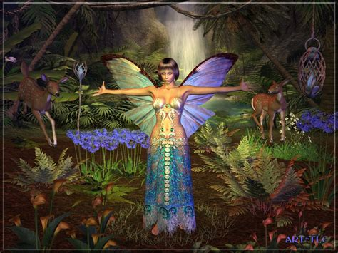Fairies And Wallpapers Animated - animated wallpaper wallpapersafari