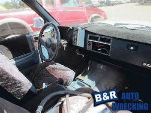 1989 Chevrolet S10 Blazer Fuse Box  21206797   646 Gm8389