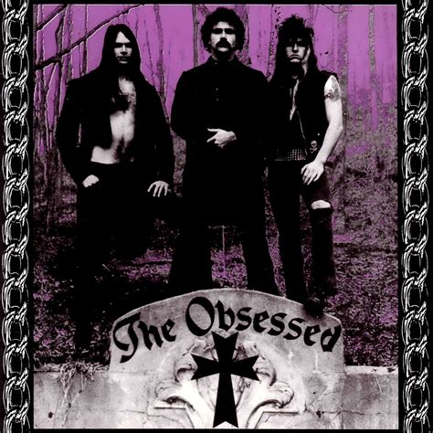 The Obsessed — The Obsessed   Last.fm
