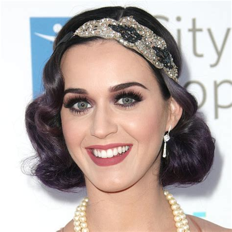 Katy Perry With Flapper Hair   POPSUGAR Beauty