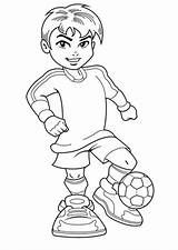 Coloring Boy Soccer Cute Pages Boys Jersey Complete Print Printable Little Christmas Colornimbus Detailed Sports Digi Stamps Jerseys Playing Logos sketch template