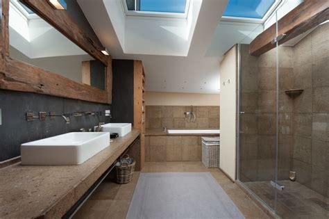 bauernhaus modern aussen immobilien kitzb 252 hel gro 223 z 252 giges badezimmer unter dem