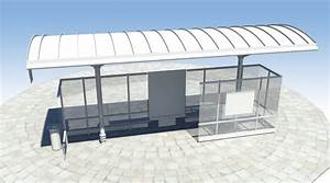 Prix D Un Bus : abri bus 3d library mobiliers urbain mod les 3d ~ Medecine-chirurgie-esthetiques.com Avis de Voitures