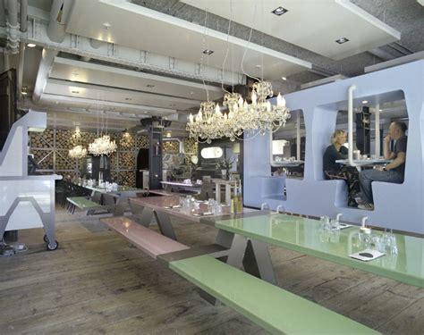 Fabbrica Restaurant ? A Romantic Canteen   iDesignArch