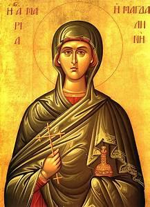 Myrrhbearer and Equal of the Apostles Mary Magdalene ...