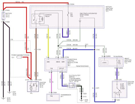 Ford Escape Wiring Diagram Free