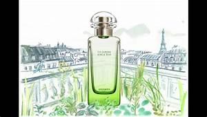 Un Jardin Sur Le Toit : hermes jardin sur le toit parfum youtube ~ Preciouscoupons.com Idées de Décoration
