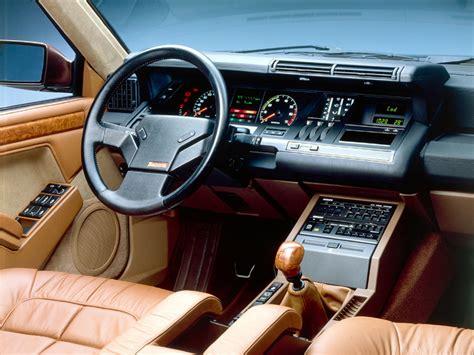 renault 25 baccara renault 25 specs 1988 1989 1990 1991 1992