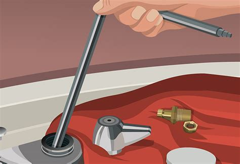 replacing a faucet seat project guide replacing a worn valve seat at the home depot
