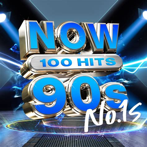 NOW 100 Hits 90s No.1s - NOW That's What I Call Music