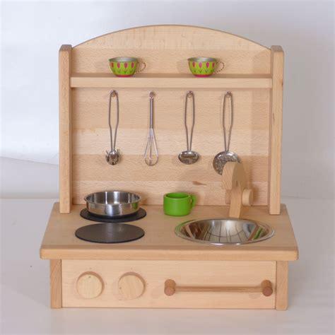 Spielzeug Kuche Holz by Klein Und Fein Tisch K 252 Che Holz Spielzeug Peitz