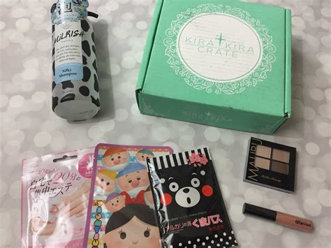 Kira Kira Crate November 2017 Subscription Box Review + Coupon Redbox Gift Packages Current Catalog Request Registry For Birthday Baby Set Central Lush Box Sets Shop Galway Shopping Centre 1000 Gifts Book Review Boss Woman