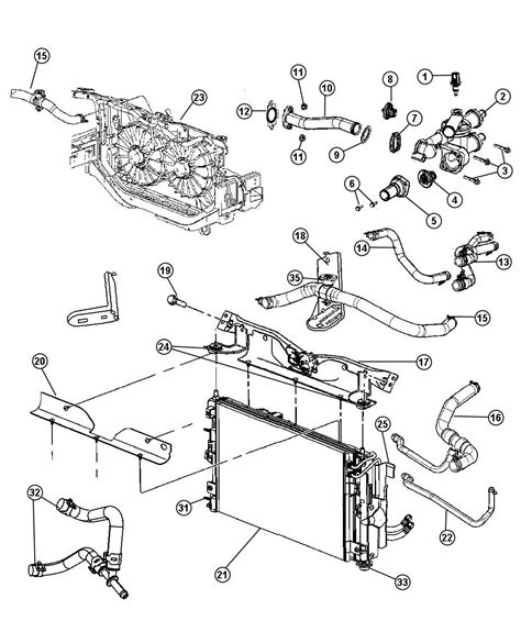 Jeep Patriot 2 4 Engine Diagram by Jeep Patriot 2 4l Engine Diagram Jeep Auto Wiring Diagram