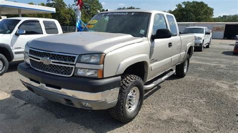 2005 Chevrolet Silverado 2500hd by 2005 Chevrolet Silverado 2500hd Photos Informations