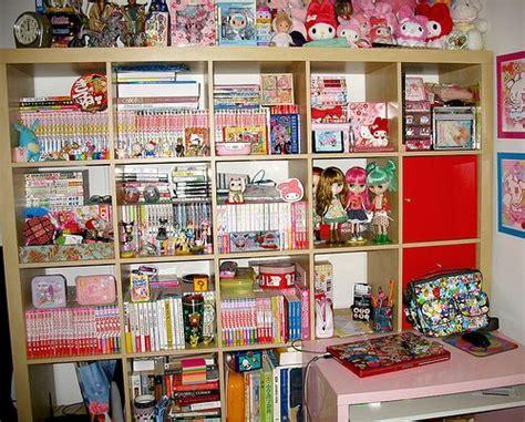 Anime Bedroomideas On How Do Organize All My Animemanga