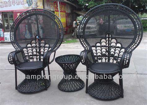 supplier wicker peacock chair cheap wicker peacock chair