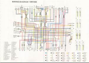1992 Fzr 600 Wiring Diagram  Vehicle  Vehicle Wiring Diagrams
