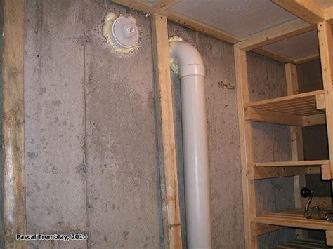 comment installer une chambre froide construire une chambre froide au sous sol guide plan de