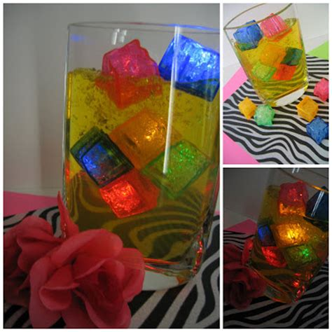 themed centerpieces  jell    creative