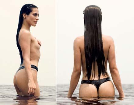 Cleo Pires Bikini - 301 moved permanently