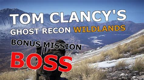 Wildlands, bonus, mission, forums