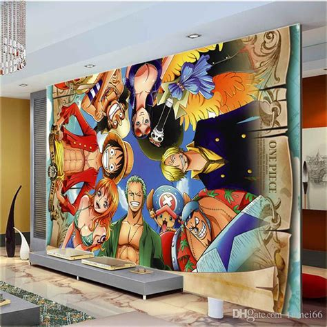 Custom Anime Wallpaper - one wall mural japanese anime custom large photo