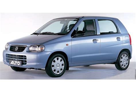Suzuki Alto Hatchback (from 2003) Used Prices