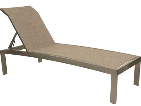 chaises aluminium castelle sling cast aluminum adjustable chaise