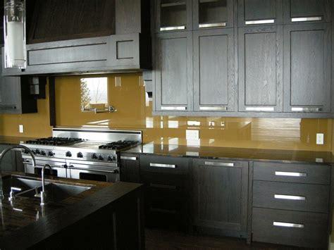 Lovely Glass Backsplash For Kitchen The Important Design