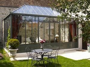 Véranda Fer Forgé : veranda acier tout savoir sur la veranda en acier ~ Premium-room.com Idées de Décoration