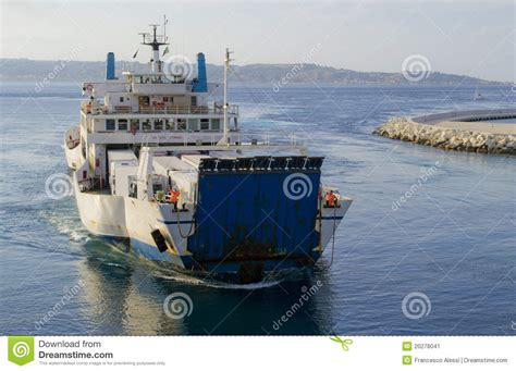 Ferry Boat Usage by Ferry Boat Stock Image Image Of Vacancy Travelling