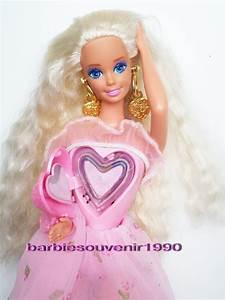 Barbie locket surprise 1994 - Blog de barbiesouvenir1990