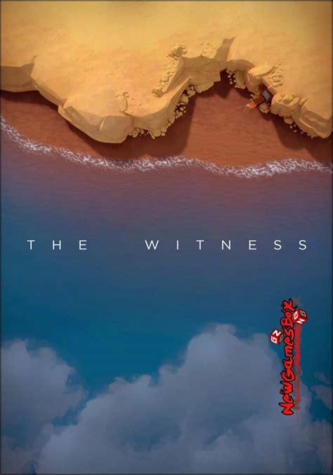the witness free pc version setup