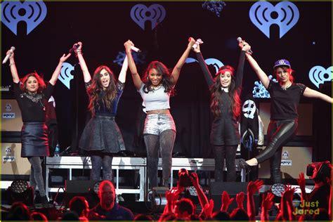 Fifth Harmony Jingle Ball Boston Photo