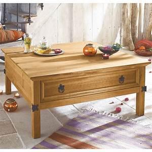 Table Basse Coffre El Patio