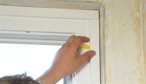 Fenster Abdichten Aber Wie by Fenster Abdichten Innen Haust R Abdichten Fensterhai