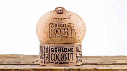 Coconut Genuine Coco Water Innovation Awards Packaging