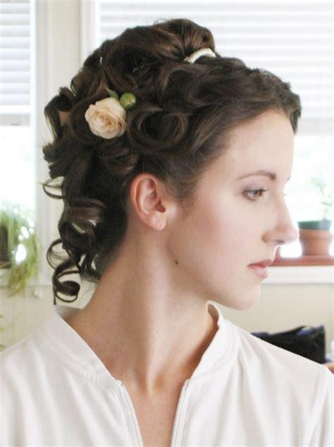 victorian hairstyle tutorial victorian wedding hairstyle tutorial reader request