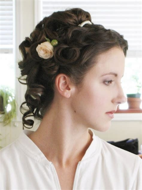 HD wallpapers wedding hairstyles with long hair down