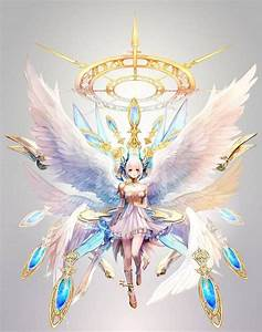 Best 25+ Anime Angel Girl ideas on Pinterest